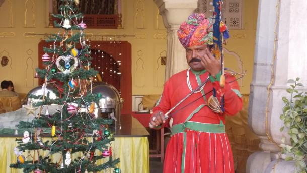 Weihnachten In Indien